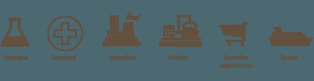 Formacion Sector quimico sanitario piedra naval