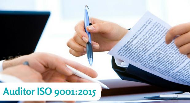 curso auditor interno iso 9001:2015