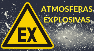 curso de zonas atex en entornos industriales. Atmósferas explosivas