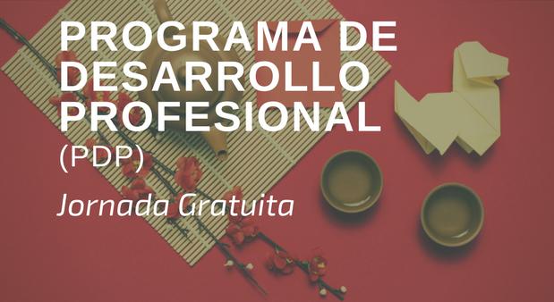 jornada gratuita de presentación del programa de desarrollo profesional