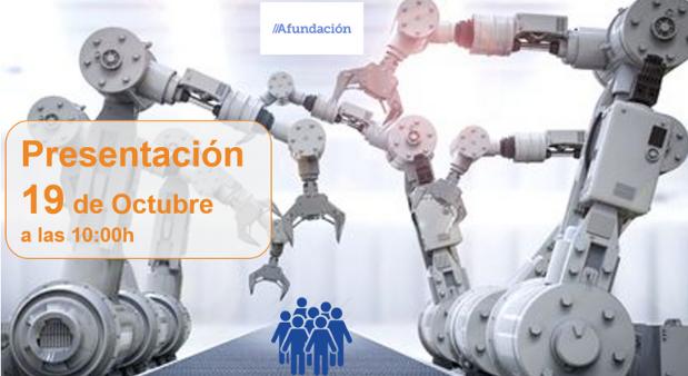 La realidad virtual y los robots, invaden AFUNDACION!!