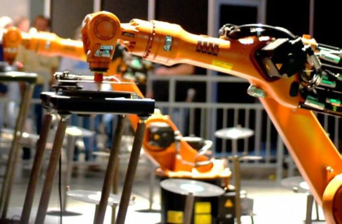 Cursos robotica industrial ABB FANUC KUKA