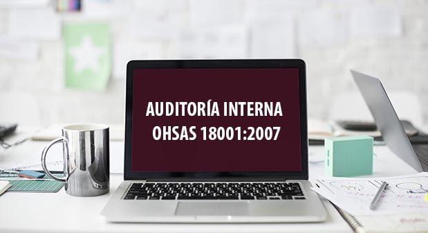 Curso auditoria OHSAS 18001:2007