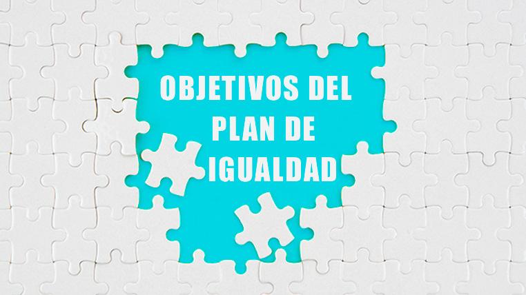 ejemplos objetivos plan igualdad